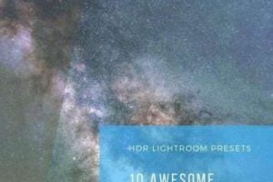 10 Awesome Lightroom Presets to Instantly add Drama to your Photos