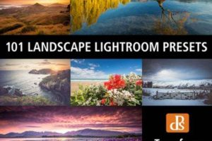 101 LANDSCAPE LIGHTROOM PRESETS