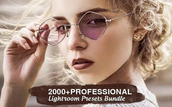 2000+ Professional Lightroom Presets Bundle