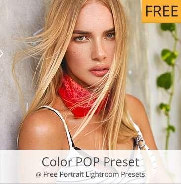 350 Free Lightroom Presets for Portraits