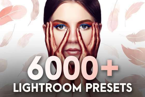 6000+ Lightroom Presets