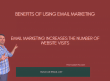 Benefits of Using Email Marketing