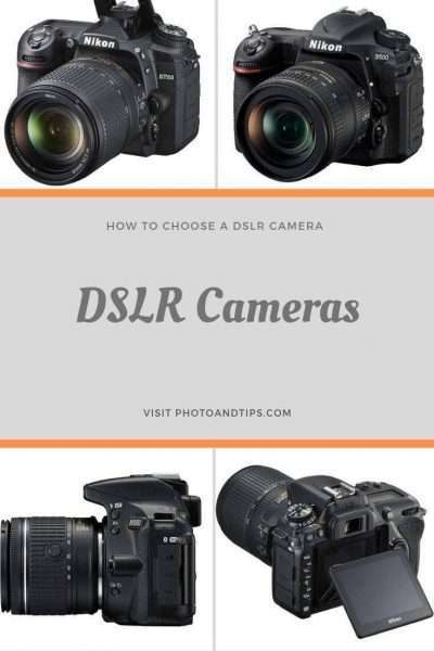 Buying guide for DSLR Camera-Reasons to Buy a DSLR-Visit photoandtips.com