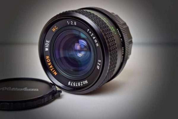 Camera Lenses Guide For Beginners - Vintage Lenses on Modern Cameras