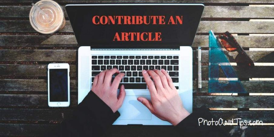 Contribute an Article