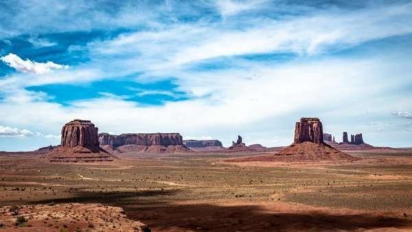 Deserts and Plains-Landscape-Photography