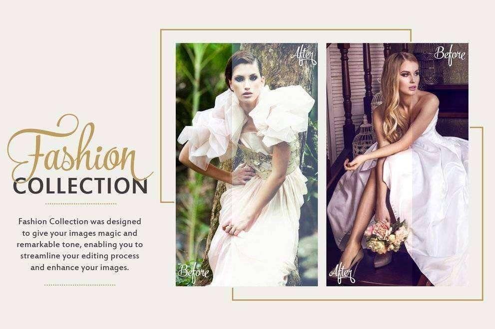Fashion Lightroom Presets - Photoshop Actions