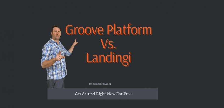 Groove Platform Vs. Landingi