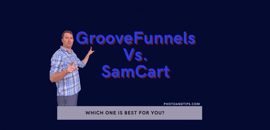 Groove Platform Vs. SamCart