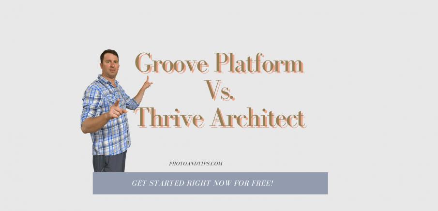 Groove Platform Vs. Thrive Architect