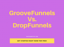 GrooveFunnels - DropFunnels