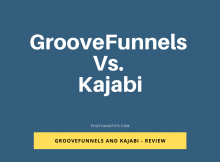 GrooveFunnels Vs. Kajabi