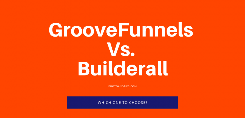 GrooveFunnels Vs. Builderall