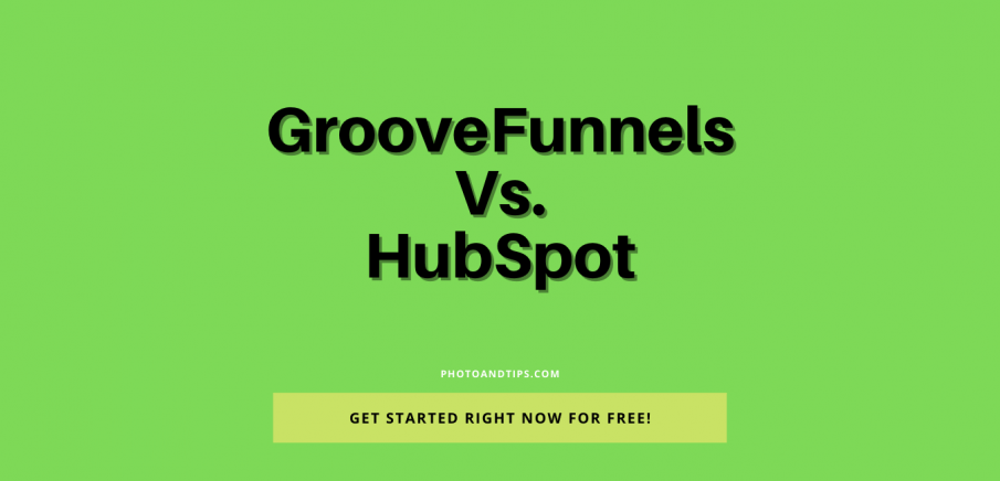 GrooveFunnels vs HubSpot - The Ultimate Marketing Platform Review