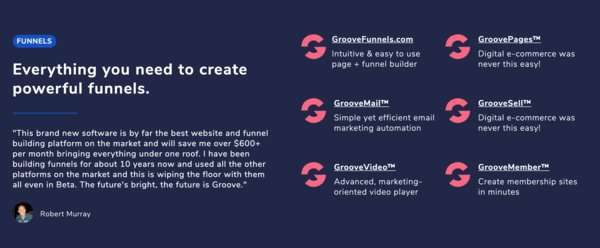 GrooveFunnels -The Ultimate Marketing Platform Review