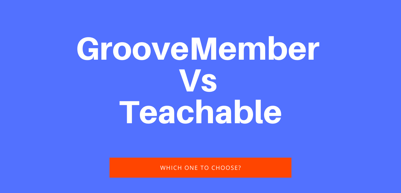 GrooveMember Vs Teachable