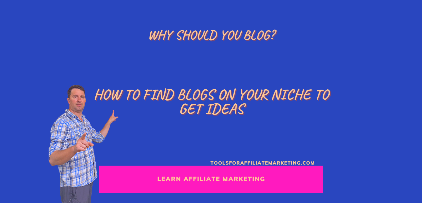 How to Find Blogs on Your Niche to Get Ideas