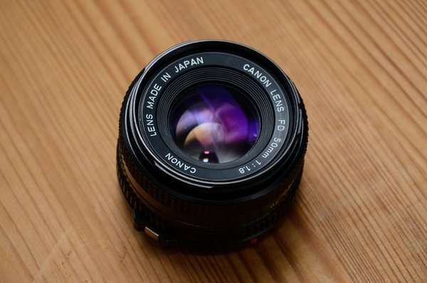 50mm-Canon-Lens