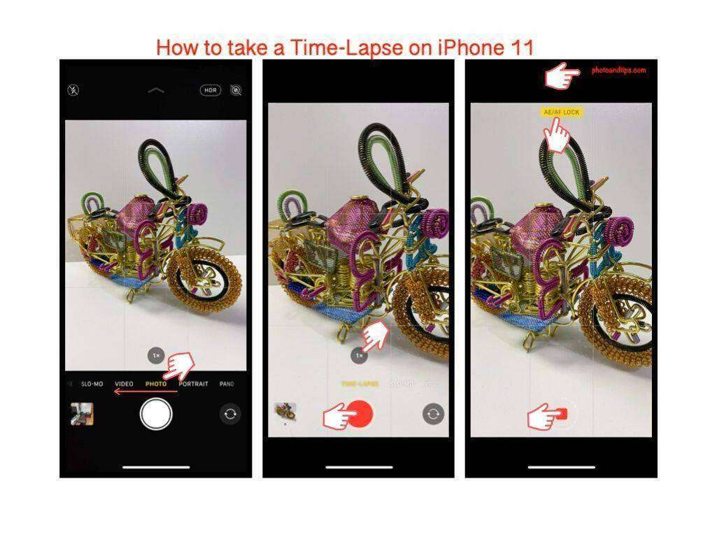 How to take a Time-Lapse on iPhone 11