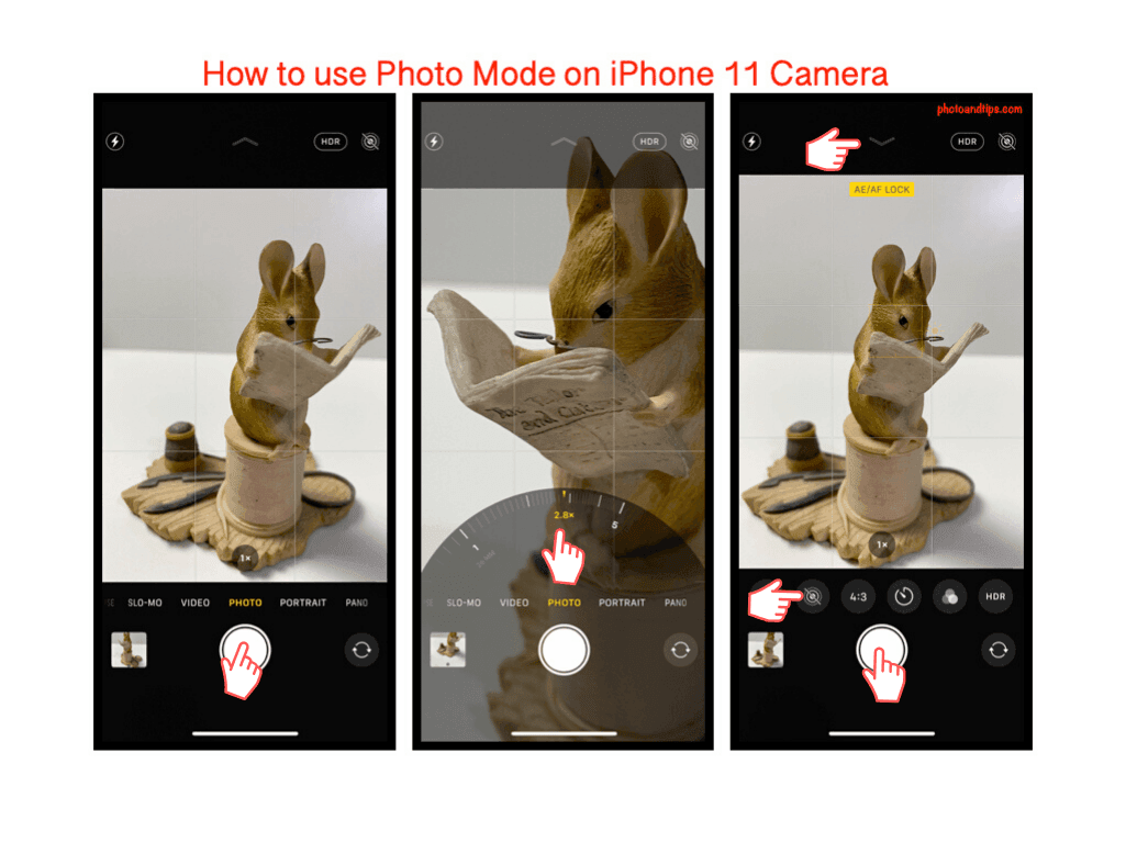 How to use Photo Mode on iPhone 11 Camera app
