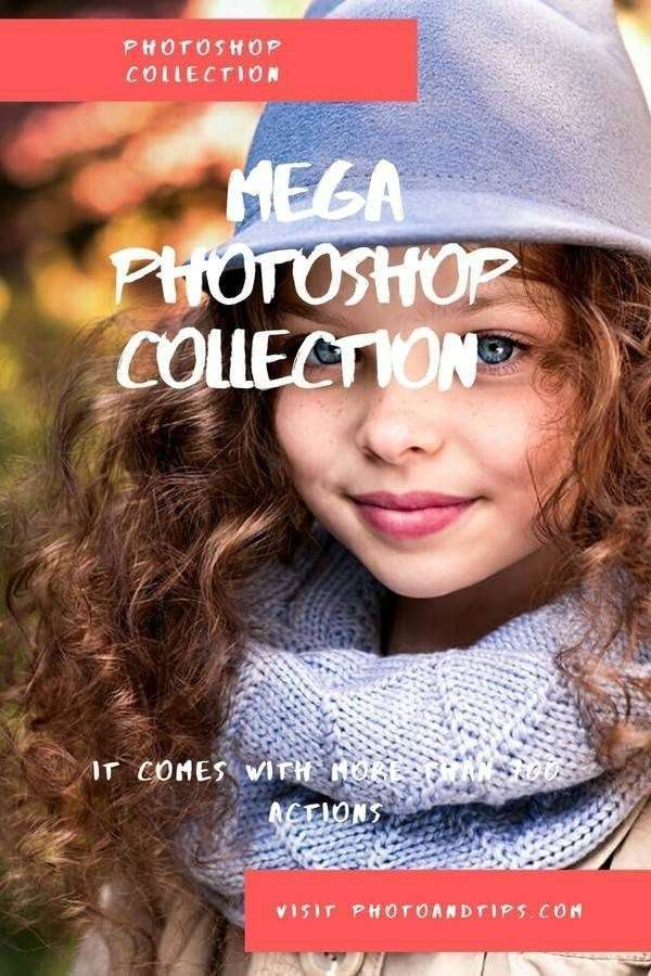 Mega Photoshop Collection