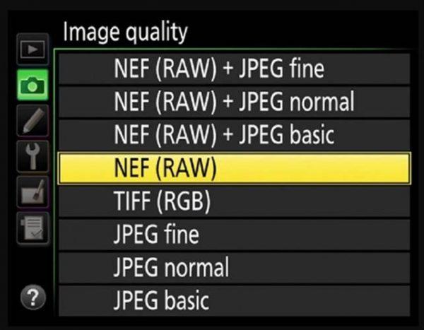 Photography 101: Shooting RAW vs. JPEG