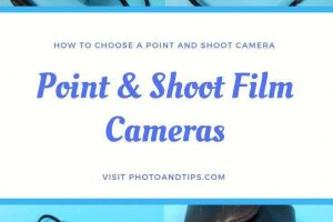 Point and Shoot 35mm Film Cameras-Complete Beginners Guide-Visit photoandtips.com