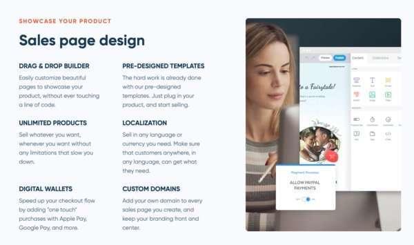 SamCart Platform