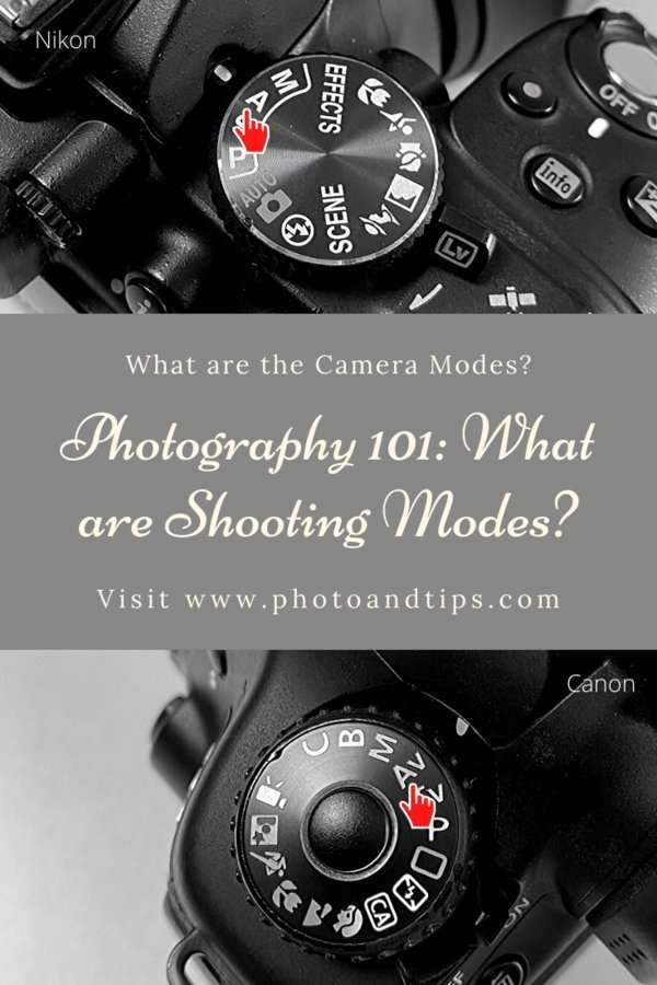 Shooting Modes in Camera Settings-Aperture Priority Mode