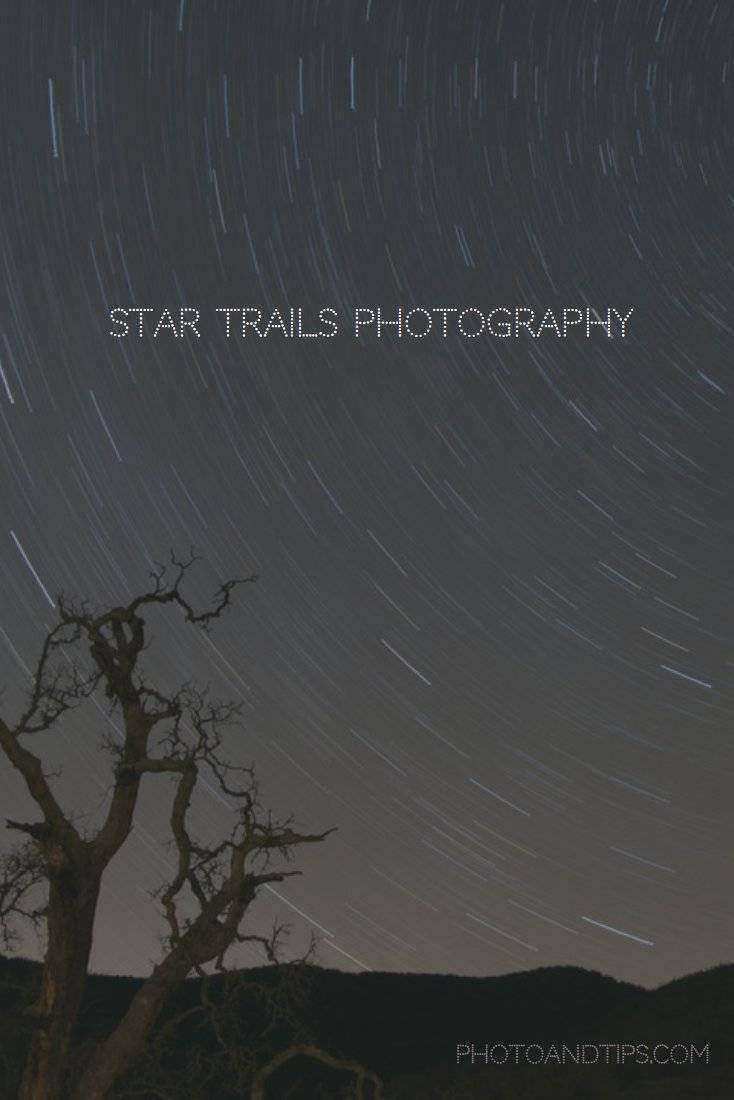 Star Trails Photography-What is Shutter Speed in Photography