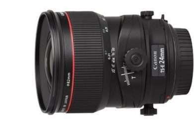 Tilt-Shift Lenses