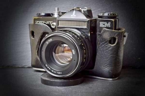 Types of 35mm Cameras