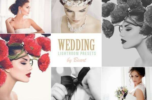 Wedding Lightroom Presets - Photoshop Actions