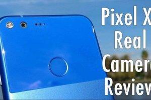 Google Pixel XL Camera Review