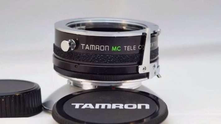 Tamron MC Teleconverter 2x - Vintage Lenses on Modern Cameras